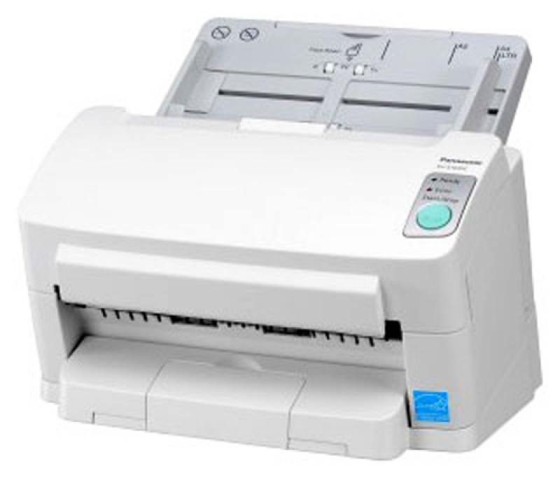 Сканер Panasonic KV-S1046C-U протяжной цветной A4 600-600 dpi USB цена и фото
