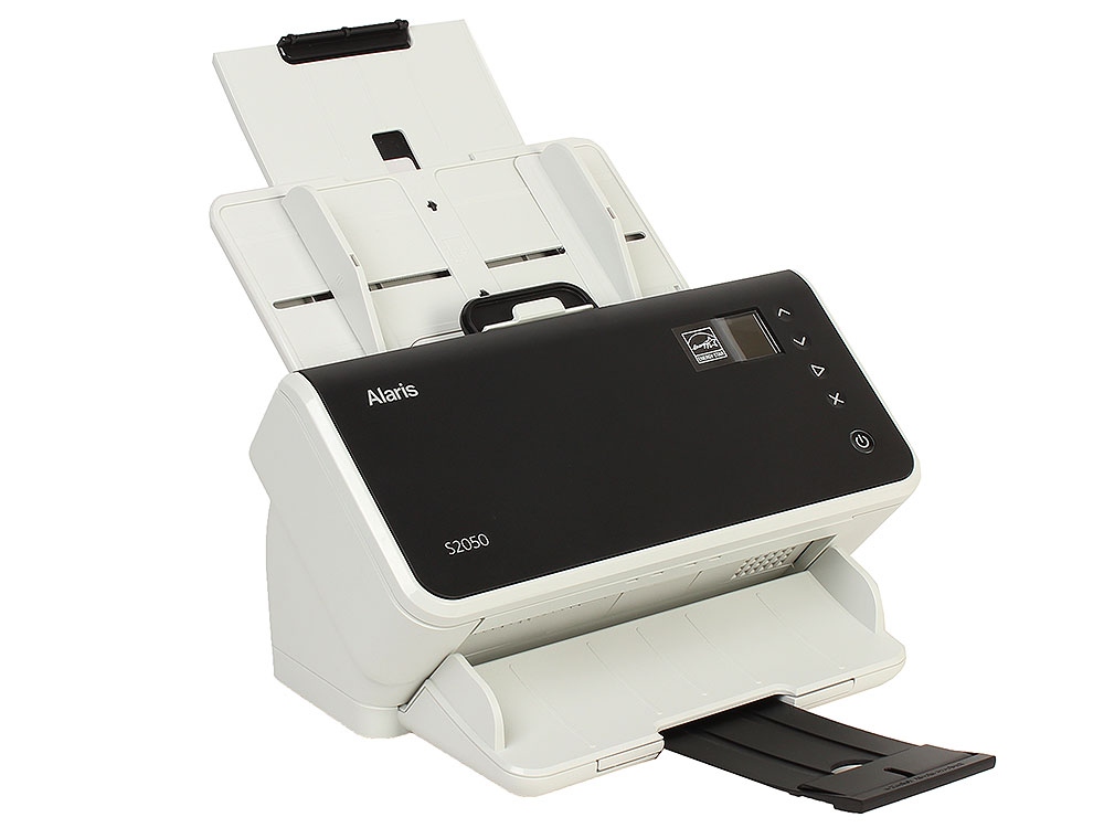 Сканер Alaris S2050 (Цветной, двухсторонний, А4, ADF 80 листов, 50 стр/мин., USB3.1, арт. 1014968) kodak i2820