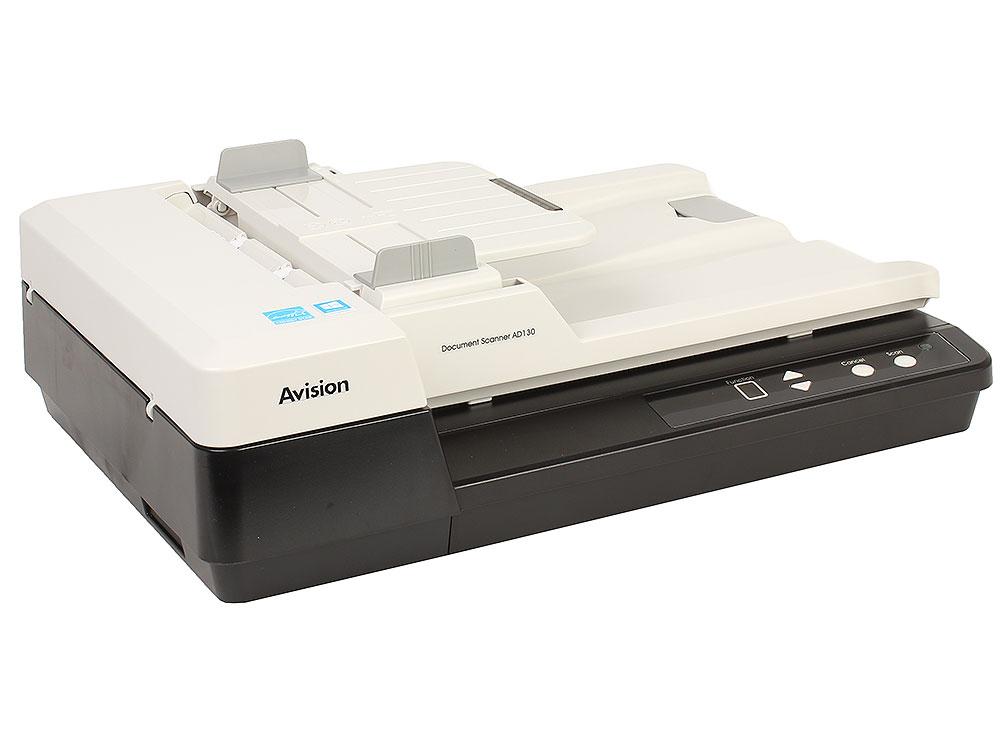 Сканер Avision AD130 сканер avision ad230u