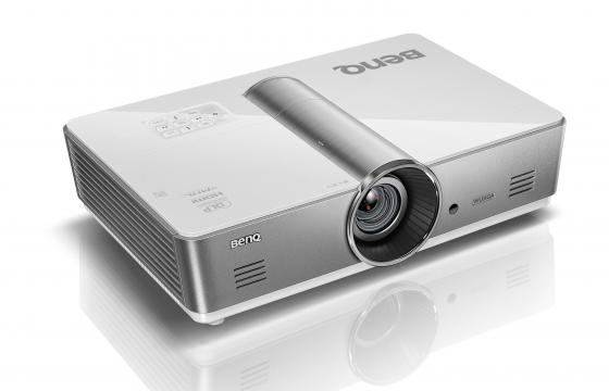 Проектор BENQ SU922 1920x1200 5000 люмен 3000:1 серебристый matsushita panasonic pt bw535nc проектор управление проектором разрешение 800p hd 5000 люмен беспроводной проектор 1 6x зум