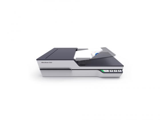 Сканер Mustek iDocScan S20 планшетный/протяжный A4 600x1200dpi 20ppm USB автоподатчик сканер mustek 1200hs 98 239 100200