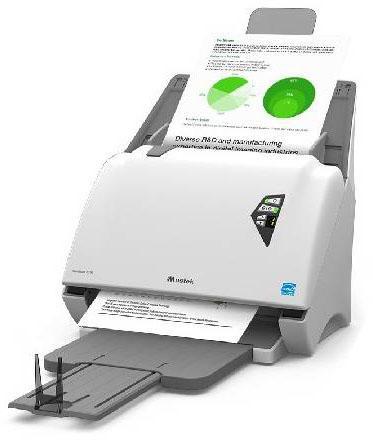 Сканер Mustek iDocScan P45 протяжный A4 CIS 600x600dpi USB сканер mustek page express 2448 f