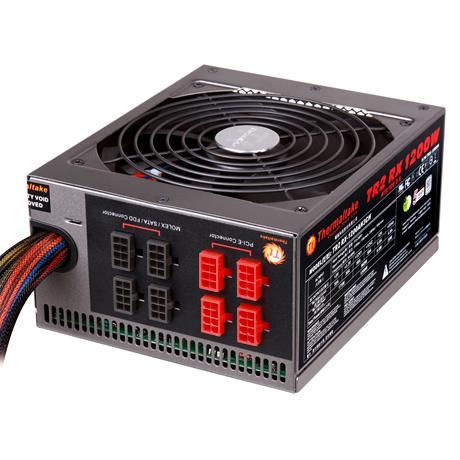 Блок питания Thermaltake TR2 RX 1200 W (TRX-1200M) v2.3,A.PFC,80 Plus Bronze,Fan 14 cm,Modular,Retail