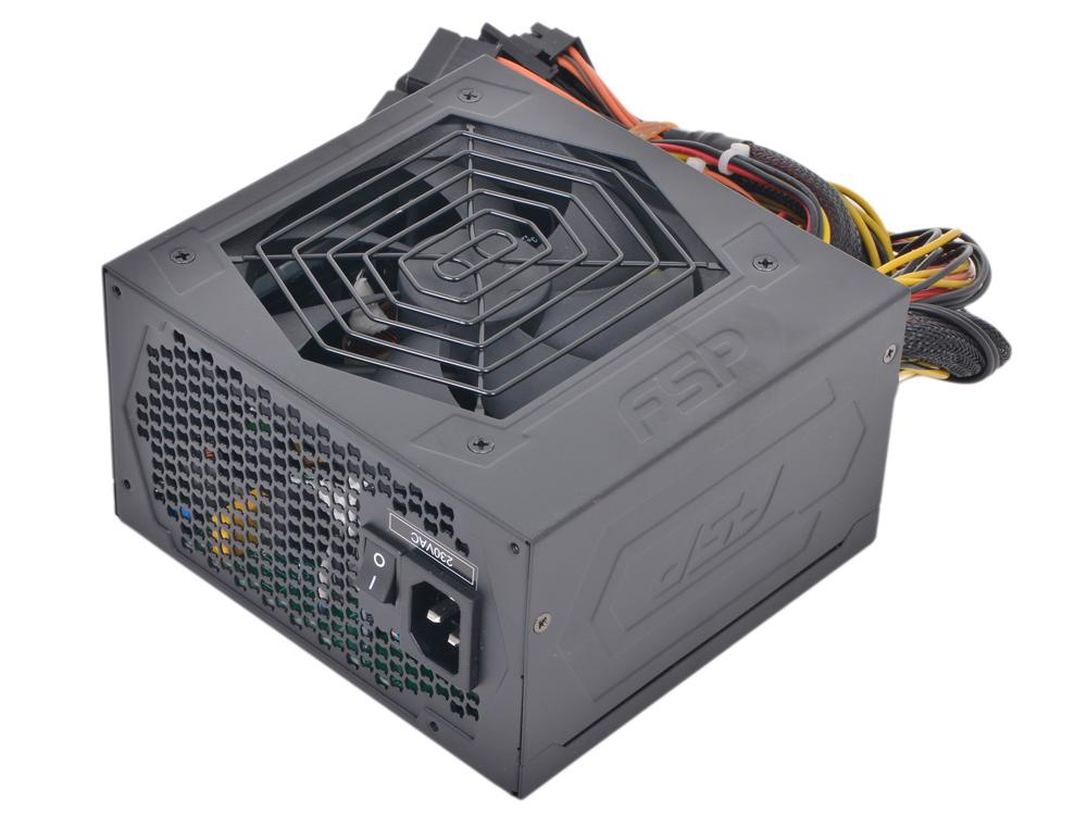 Блок питания FSP Hexa 80+ 550W v.2.3,A.PFS,80 Plus,Fan 12 cm,Retail