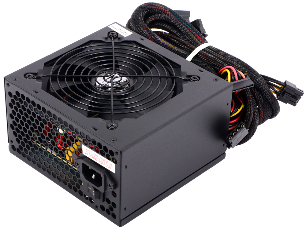 Блок питания Zalman 600W ZM600-GS II v2.31, A.PFC, Fan 12cm, Retail 2200mah gs ii e gs ego ii twist mega kit
