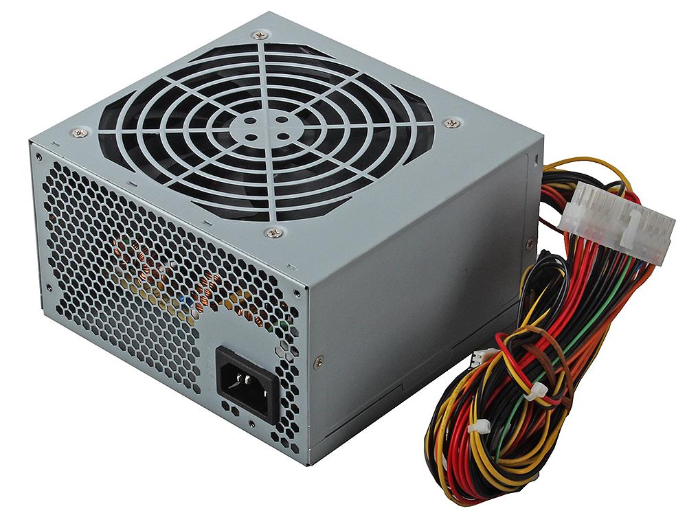 Блок питания FSP 500W (QD-550 80Plus) v.2.3, A.PFC, fan 12 cm