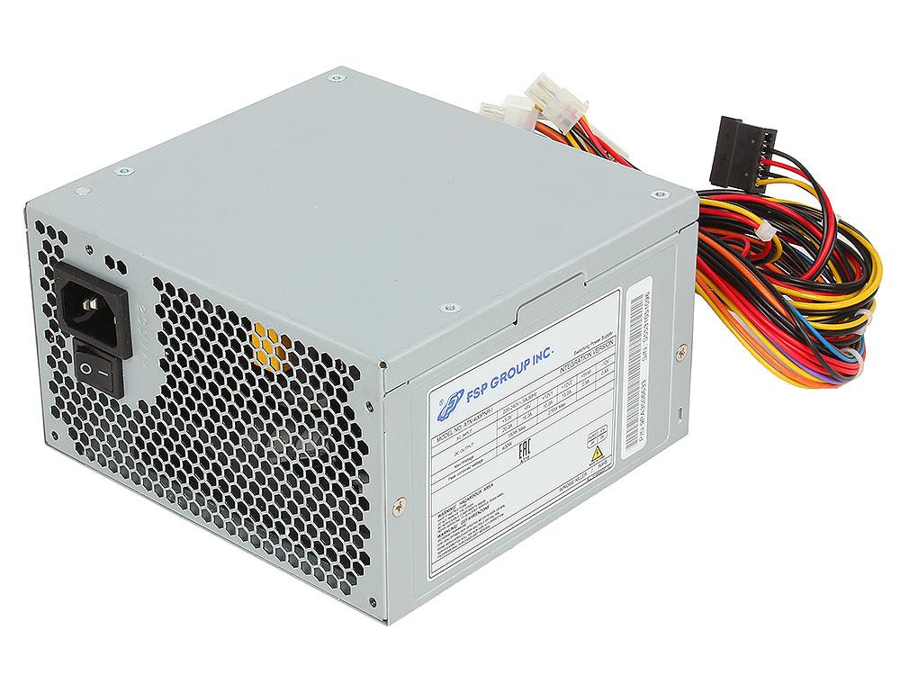 Блок питания FSP 400W (400-PNR-I) v.2.2 ,20+4pin,fan 12 см блок питания fsp 350pnr i 350вт 120мм [atx 350pnr i]