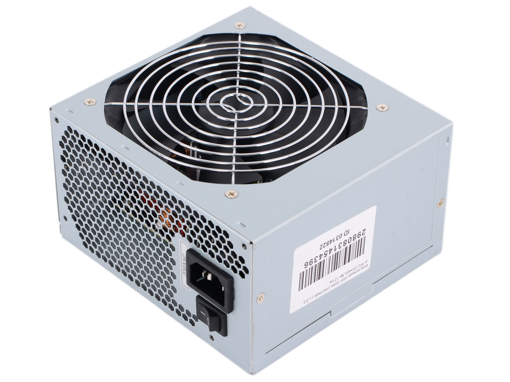 Блок питания FSP 700W (700-PNR-I) v.2.2 ,A.PFC,20+4pin,fan 12 см