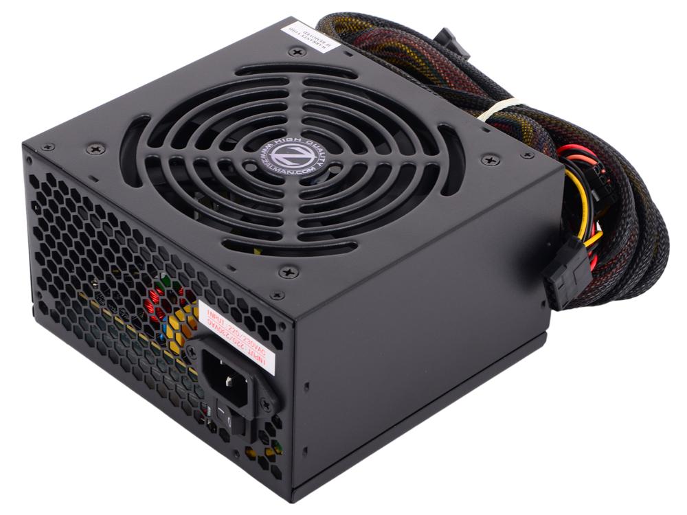 все цены на Блок питания Zalman 500W ZM500-LE2 v2.3, Fan 12 cm, Retail