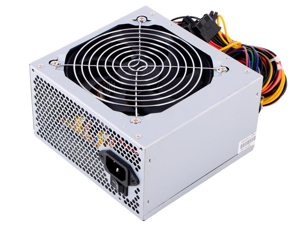 Блок питания 3Cott 3C-ATX500W, 500Вт, OEM, 20+4P, 1xP8 (4+4), 4x SATA, 2xIDE, 1x(P6+2) 12cm Fan
