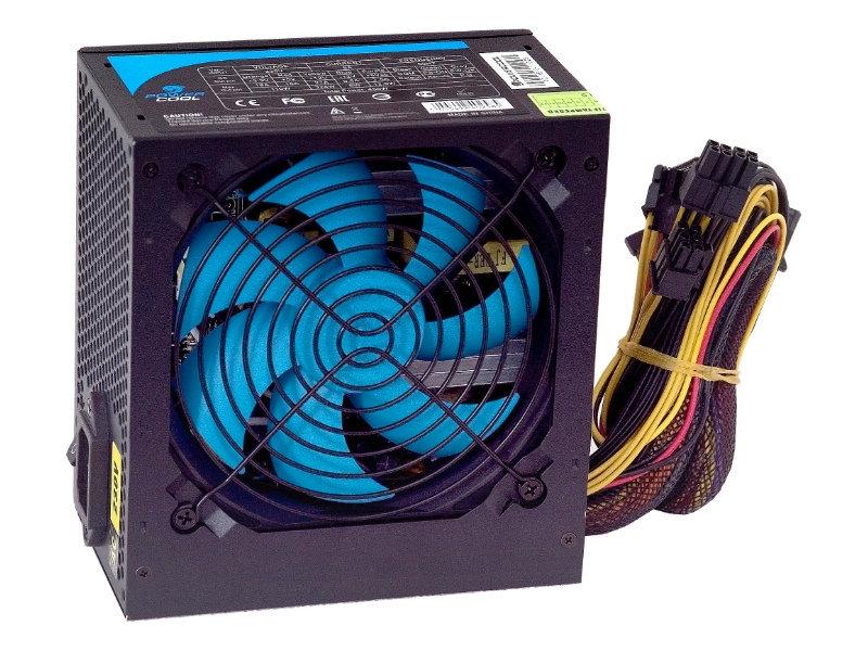 Блок питания ATX 600 Вт PowerCool PC600-120-O