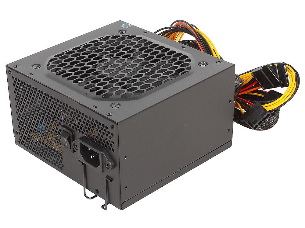 Блок питания 3Cott OEM 450W 3COTT-450-EVO , ATX v2.3, OPP/OVP/SCP, 20+4P 450мм, 4+4P 550мм, 3 SATA, 2 MOLEX, 1 FDD, 12см с функцией