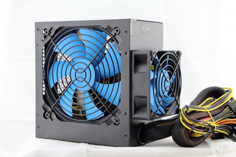 Блок питания ATX 500 Вт PowerCool DF-ATX500S