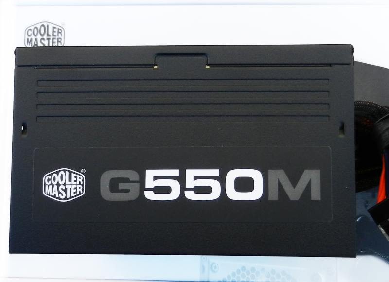 Блок питания Cooler Master 550W G550M (RS550-AMAAB1-EU) v.2.3, A.PFS, 80 Plus Bronze, Fan 12 cm, Modular, Retail блок питания cooler master gm 750 750w rs750 amaab1 eu