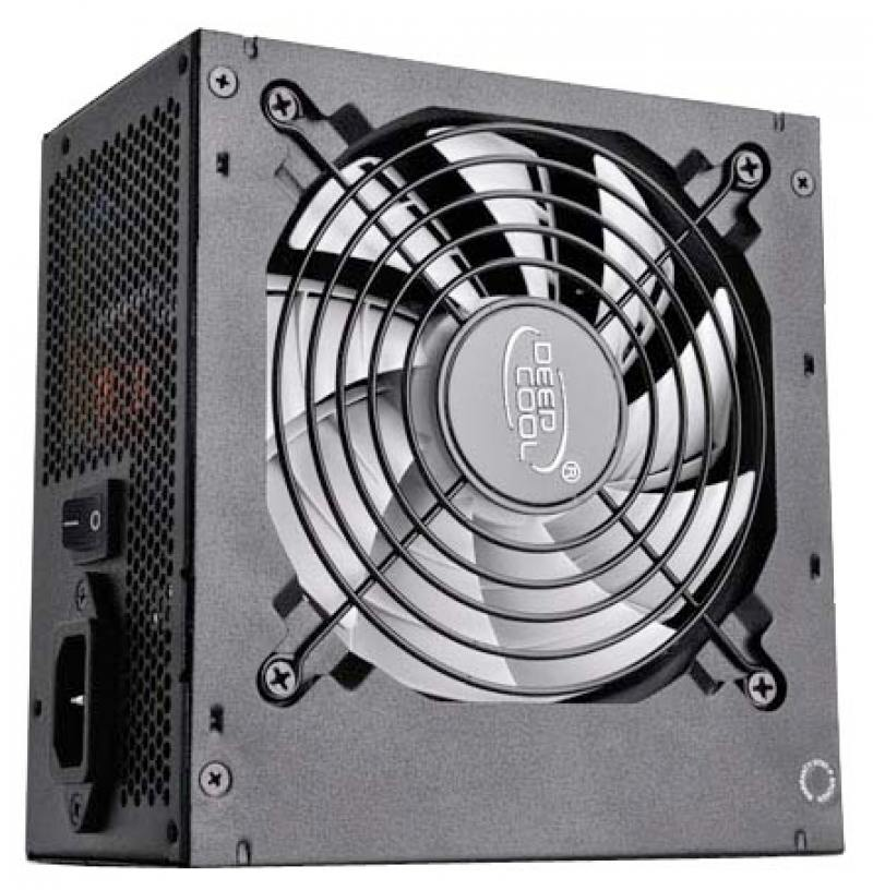 Блок питания ATX 550 Вт Deepcool Quanta DQ550ST блок питания atx 500 вт deepcool da500 m