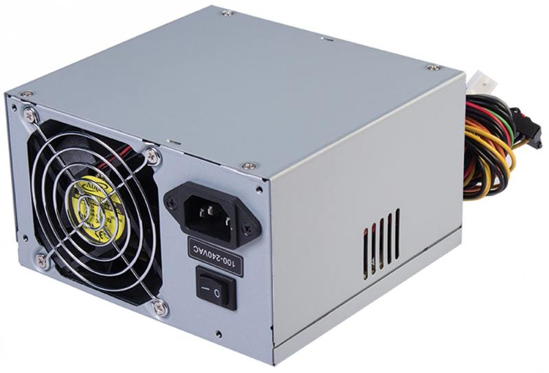 Фото - Блок питания ATX 600 Вт Seasonic SS-600ES блок питания accord atx 1000w gold acc 1000w 80g 80 gold 24 8 4 4pin apfc 140mm fan 7xsata rtl
