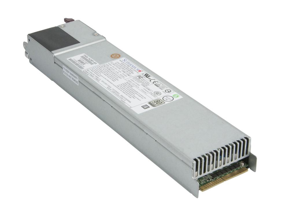 где купить Блок питания 1U 1280 Вт Supermicro PWS-1K28P-SQ дешево