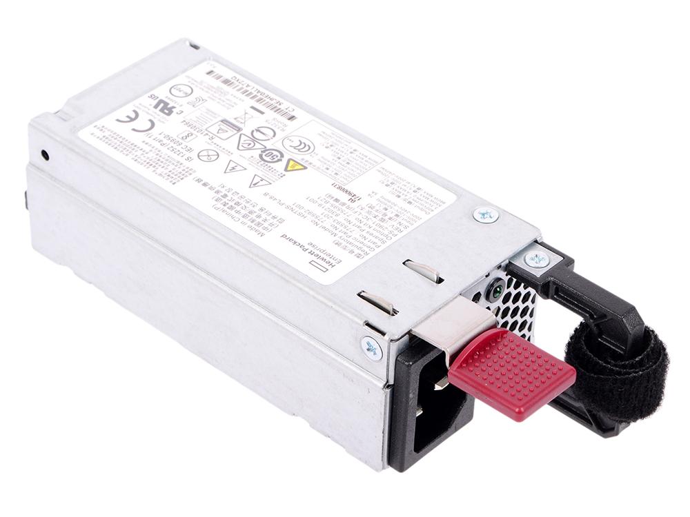 Блок питания HP 775595-B21 900W блок питания 1200 вт hp 748287 b21