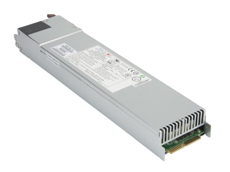 Блок питания SuperMicro PWS-702A-1R 700W pws 1k21p 1r for 1200w redundant server power supply 80 plus gold