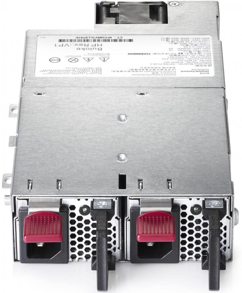 Блок питания 900 Вт HP 820792-B21 блок питания 4parts lac hp03 hp 18 5v 6 5a 7 4x5 0mm 120w