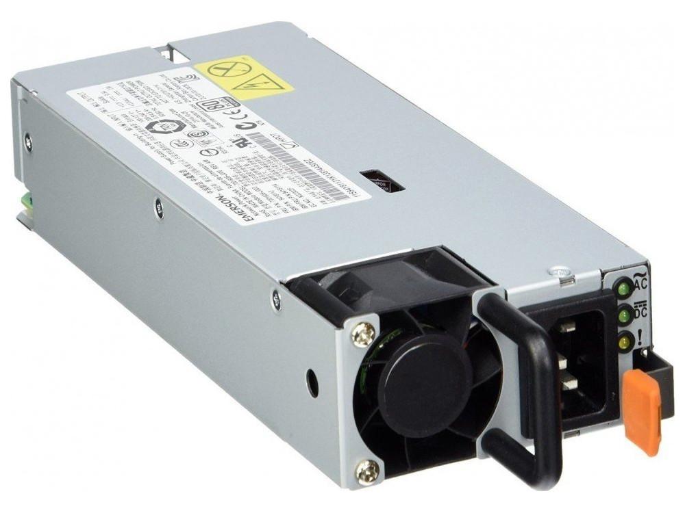 Блок питания 450 Вт Lenovo 4X20G87845 блок питания сервера lenovo 450w hotswap platinum power supply for g5 4x20g87845 4x20g87845