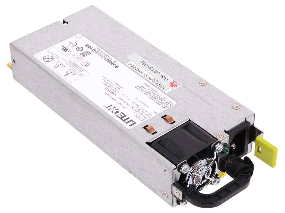 Блок питания Huawei 750W platinum Power Module W750P0000 02131058 блок питания сервера lenovo 750w high efficency platinum 00al534 00al534
