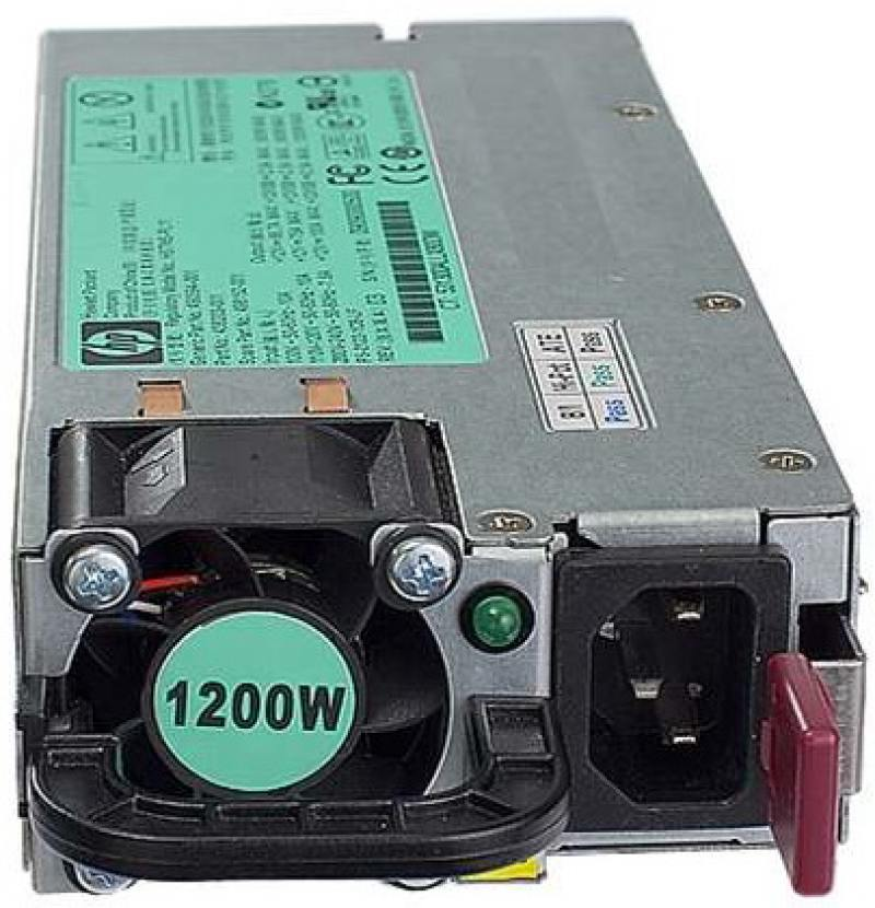 Блок питания 1200 Вт HP 748287-B21 блок питания 4parts lac hp03 hp 18 5v 6 5a 7 4x5 0mm 120w