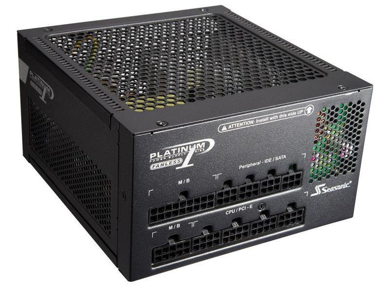 Блок питания ATX 400 Вт Seasonic SS-400FL2 Retail