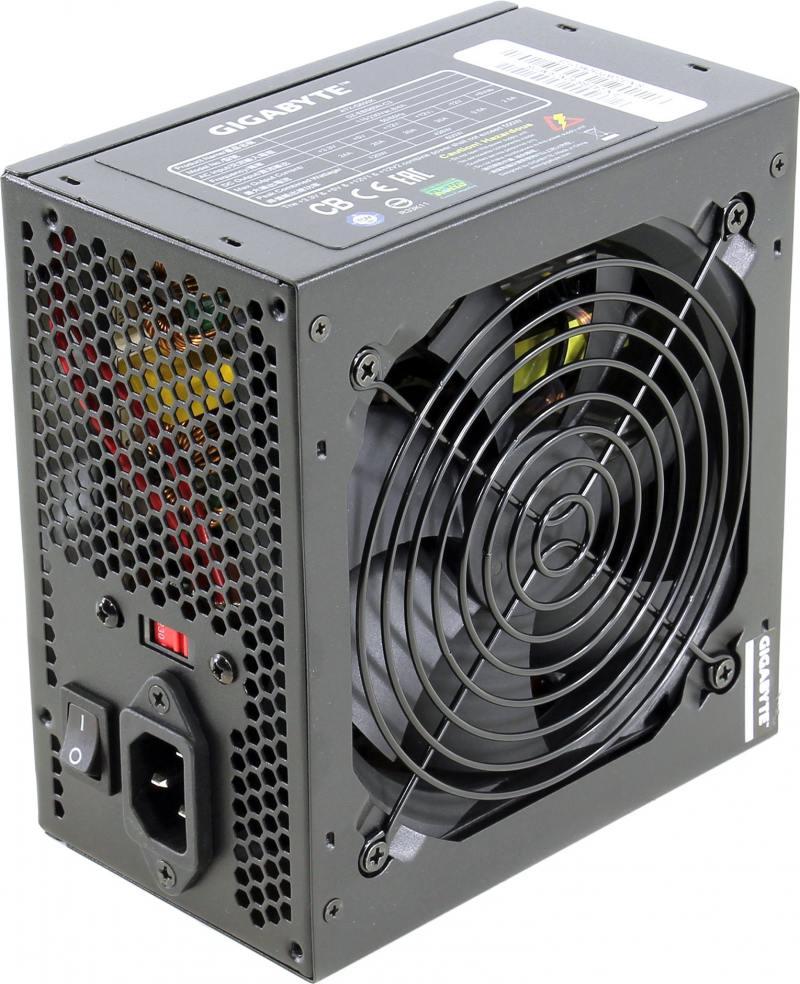 Блок питания ATX 600 Вт GigaByte GZ-EBS60N-C3 блок питания atx 400 вт xilence xp400r6 xn041