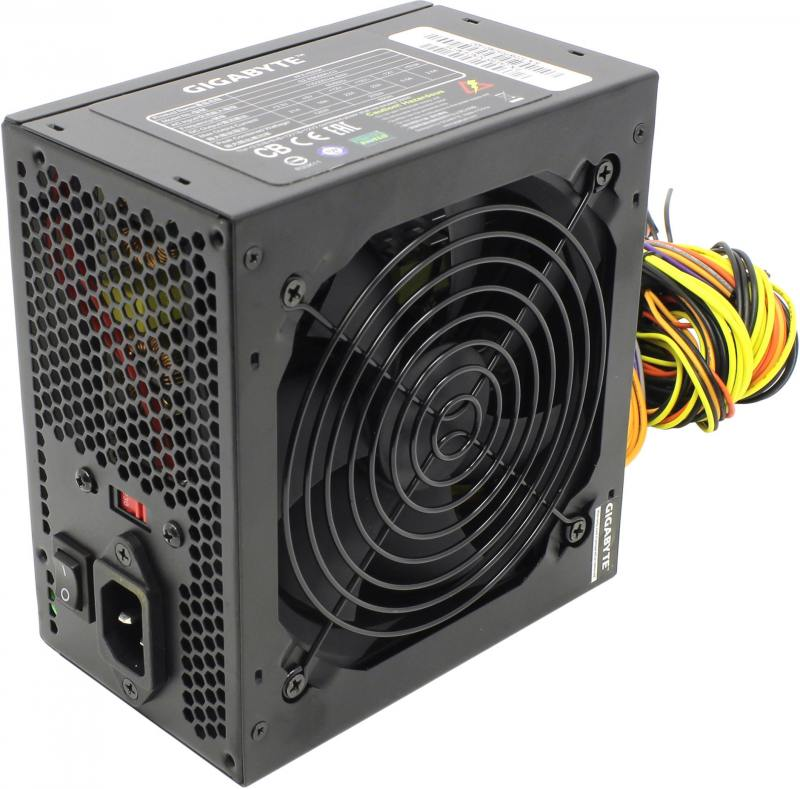 Блок питания ATX 500 Вт GigaByte GZ-EBS50N-C3