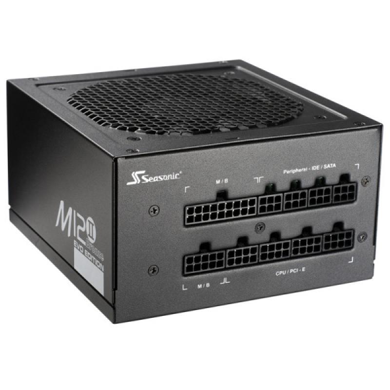 Блок питания ATX 520 Вт Seasonic M12II-520