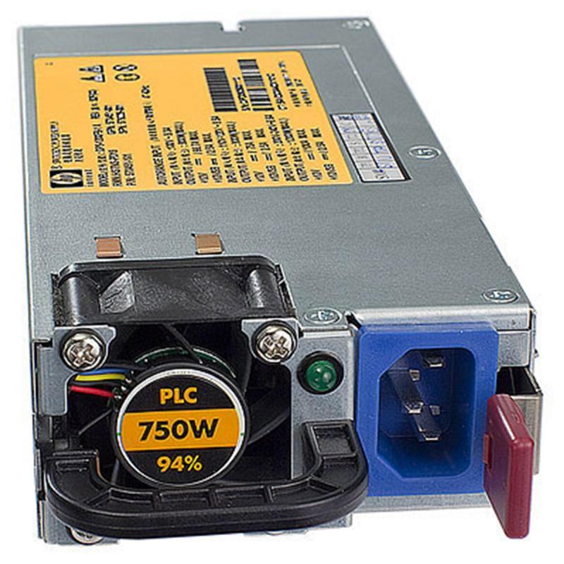 Блок питания Hot Plug Redundant Power Supply 750W Option Kit 150G6 160G6 512327-B21 bafang 750w bafang 8fun motor 750w bafang kit bafang bbs 02b