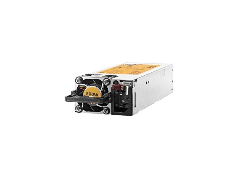 Блок питания HP 720479-B21 800W блок питания 4parts lac hp03 hp 18 5v 6 5a 7 4x5 0mm 120w