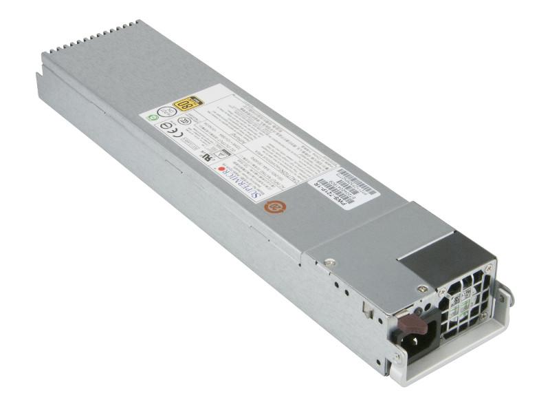 Блок питания SuperMicro PWS-721P-1R 720W бп 700 вт supermicro pws 703p 1r