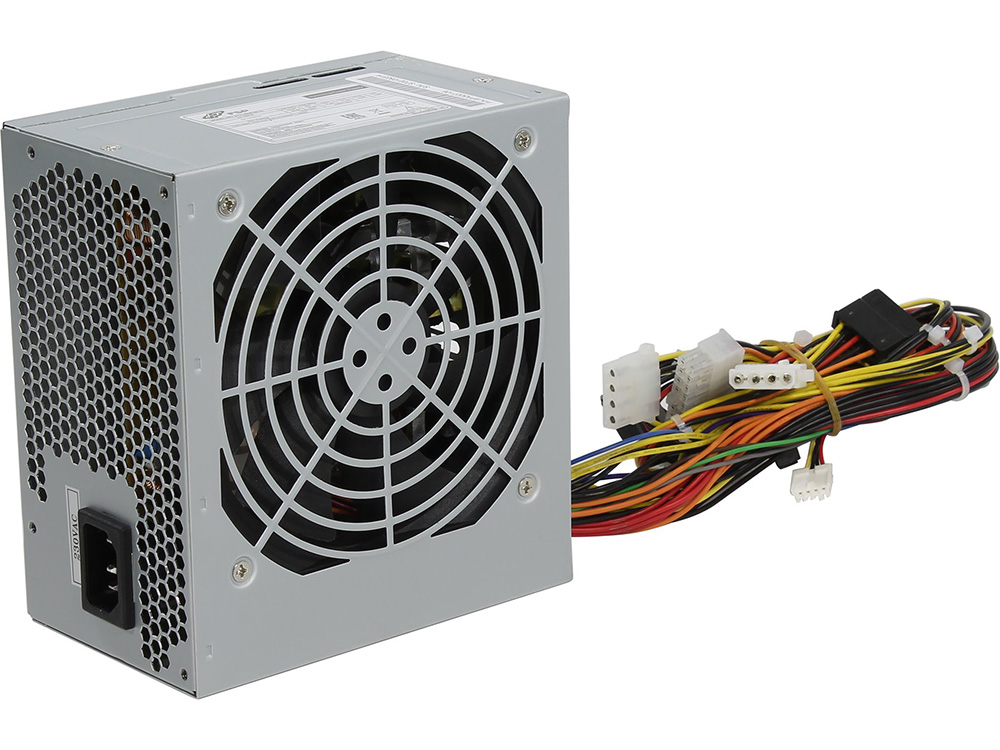 Блок питания FSP 550W (550-PNR-Q) v.2.2 ,A.PFC,20+4pin,fan 12 см
