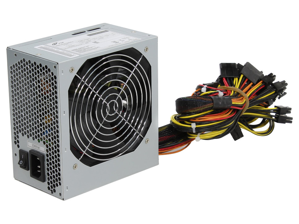 Блок питания FSP 650W (650-PNR-Q) v.2.2 ,A.PFC,20+4pin,fan 12 см. Производитель: FSP, артикул: 0476556