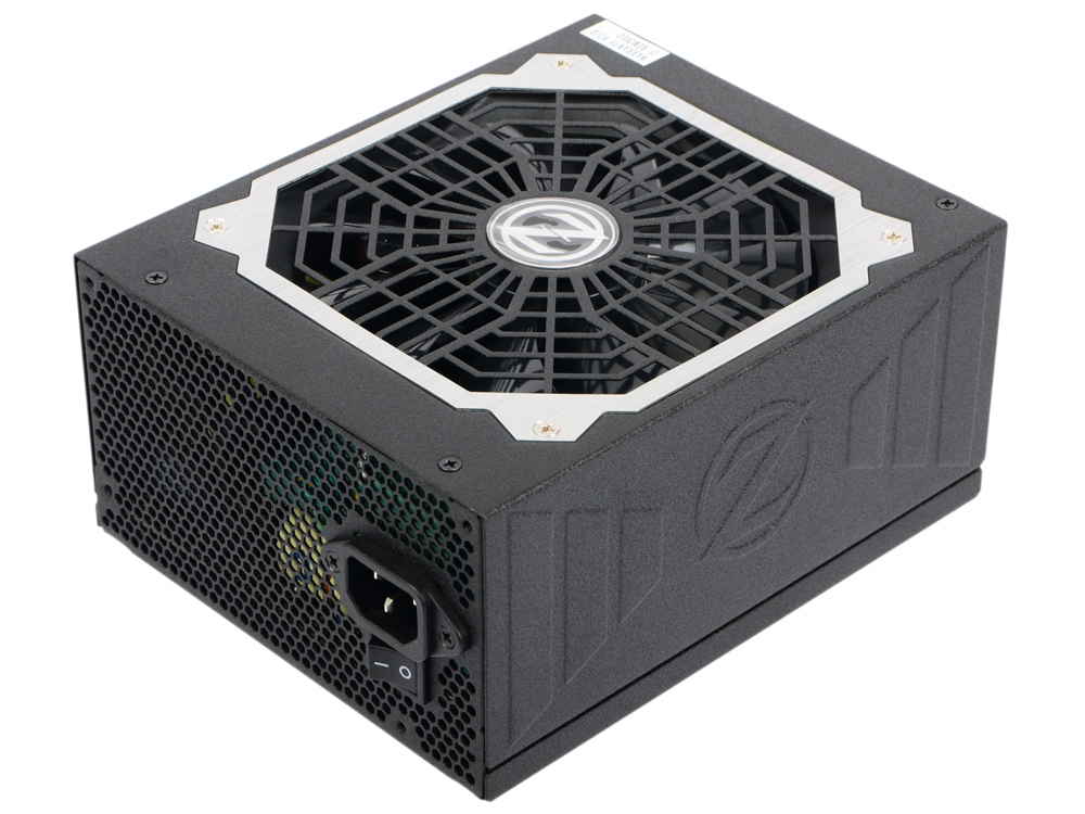 Блок питания Zalman 850W ZM850-ARX v2.3, A.PFC, 80 Plus Platinum, Fan 14 cm, Fully Modular,Retail