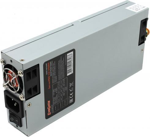 Блок питания 250 Вт Exegate ServerPRO-1U-250DS EX264625RUS цена 2017