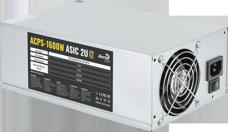 ACPS-1600W ASIC 2U
