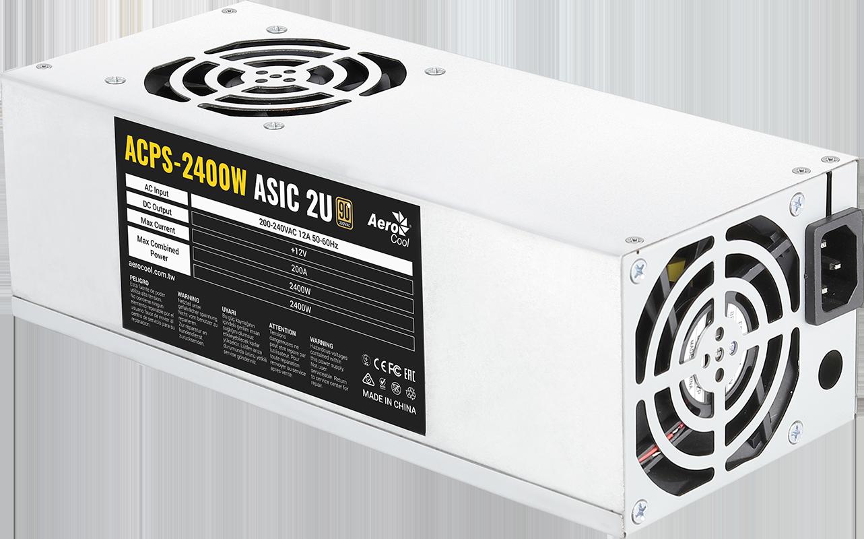 ACPS-2400W ASIC 2U
