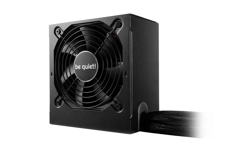 Блок питания BeQuiet System Power 9 500W v2.4, A.PFC, 80 Plus Bronze, Fan 12 cm, Retail блок питания bequiet system power 9 700w v2 4 a pfc 80 plus bronze fan 12 cm retail