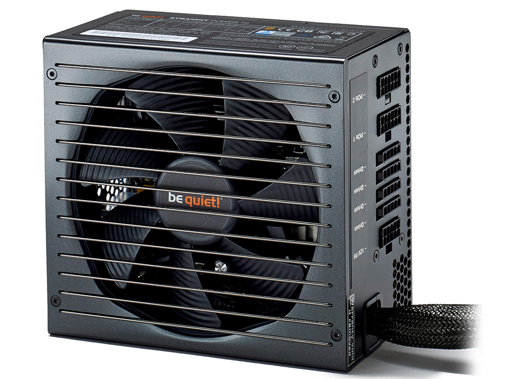 Блок питания BeQuiet Straight Power 10 700W v2.4, A.PFC, 80 Plus Gold,Fan 13,5 cm,Modular,Retail free delivery ac230v 8 cm high quality axial flow fan cooling fan 8038 3 c 230 hb