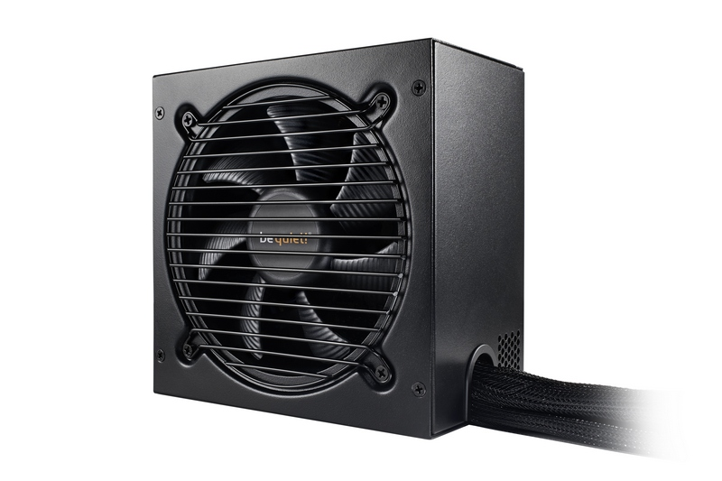 Блок питания BeQuiet Pure Power 10 700W v2.4, A.PFC, 80 Plus Silver,Fan 12 cm,Retail free delivery ac230v 8 cm high quality axial flow fan cooling fan 8038 3 c 230 hb