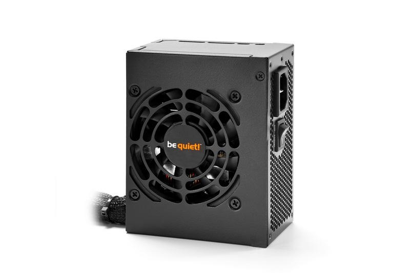 Блок питания BeQuiet SFX Power 2 300W v.3.3,A.PFS,80 Plus Bronze,Fan 8 cm,Retail free delivery ac230v 8 cm high quality axial flow fan cooling fan 8038 3 c 230 hb