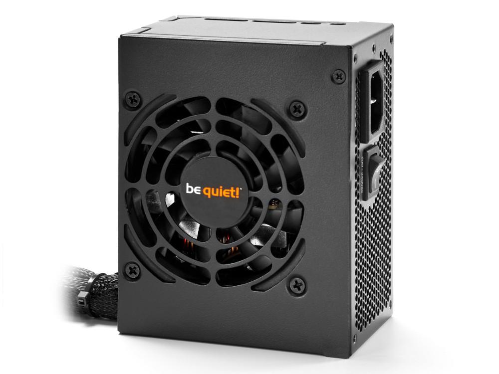 Блок питания BeQuiet SFX Power 2 400W v.3.3,A.PFS,80 Plus Bronze,Fan 8 cm,Retail блок питания be quiet sfx power 2 bn227 400w