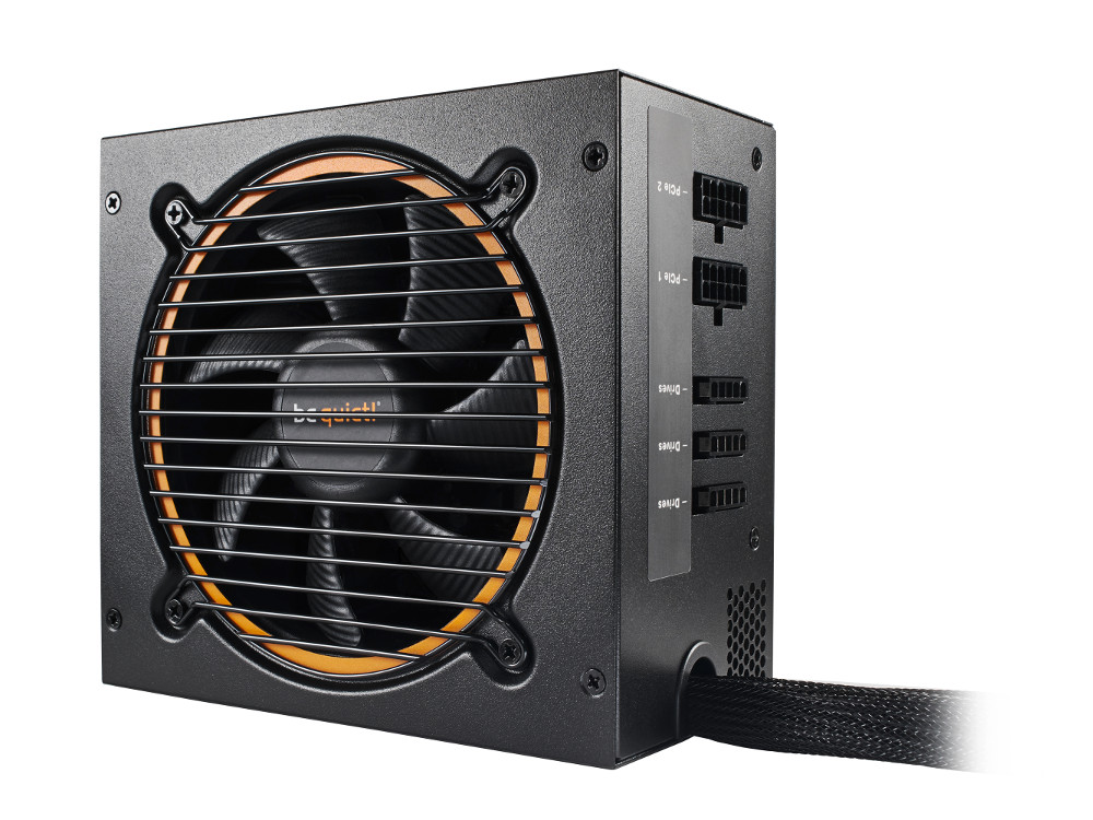 Блок питания ATX 400 Вт Be quiet Pure Power 10-CM BN276 блок питания aerocool atx 400w vx 400