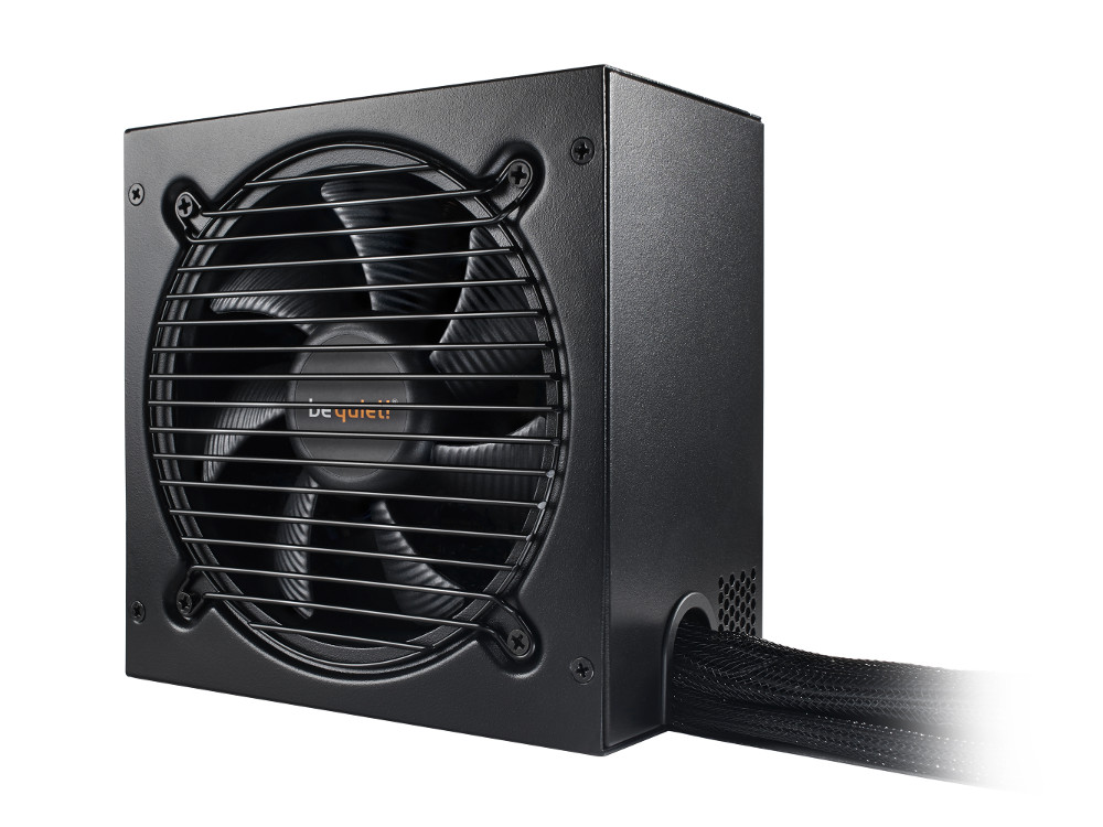 Фото - Блок питания ATX 400 Вт Be quiet Pure Power 10 BN272 блок питания accord atx 1000w gold acc 1000w 80g 80 gold 24 8 4 4pin apfc 140mm fan 7xsata rtl