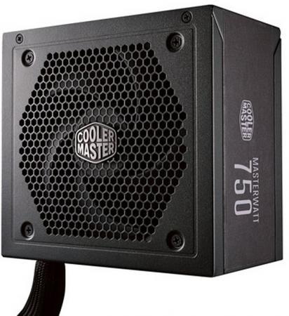 Блок питания ATX 750 Вт Cooler Master MasterWatt 750 MPX-7501-AMAAB-EU блок питания cooler master masterwatt 550w