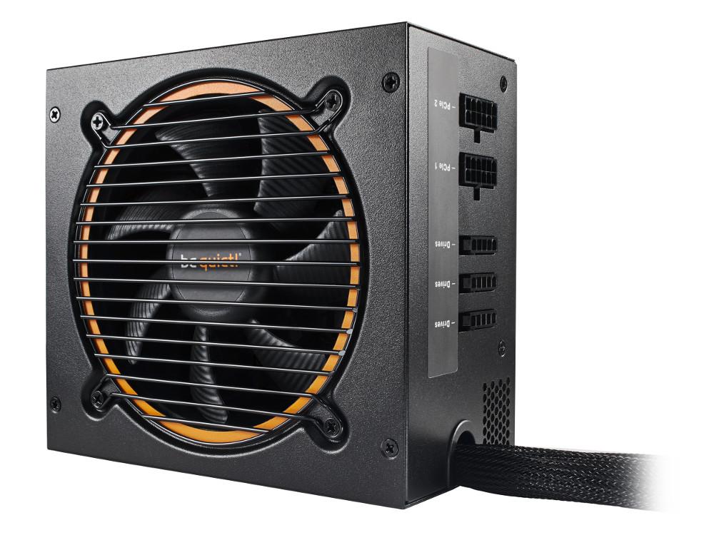 Блок питания be quiet! PURE POWER 11-CM 400W / ATX 2.4, Active PFC, 80PLUS Gold, 120mm fan, CM / BN2 блок питания be quiet sfx power 2 bn227 400w