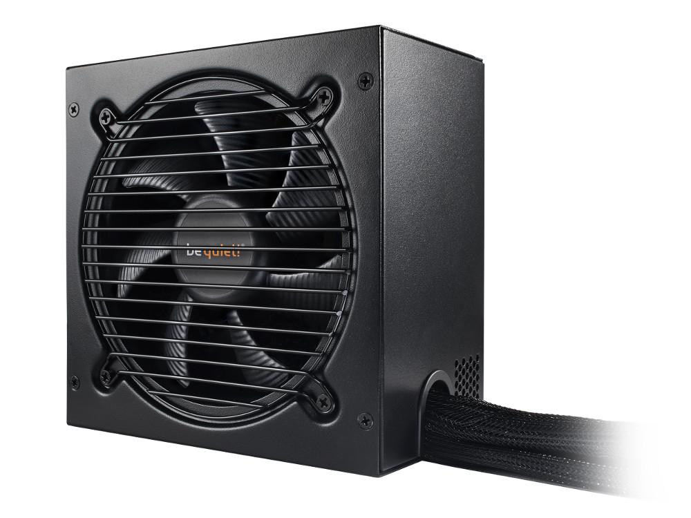 Блок питания be quiet! PURE POWER 11 400W / ATX 2.4, Active PFC, 80PLUS Gold, 120mm fan / BN292 / RT блок питания swgroup 400w 12v s 400 12